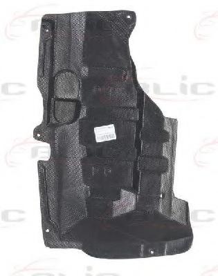 Acoperire motor BLIC 6601-02-1668872P