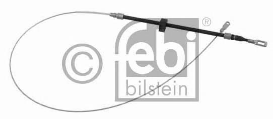 Cablu frana de parcare FEBI BILSTEIN 23974