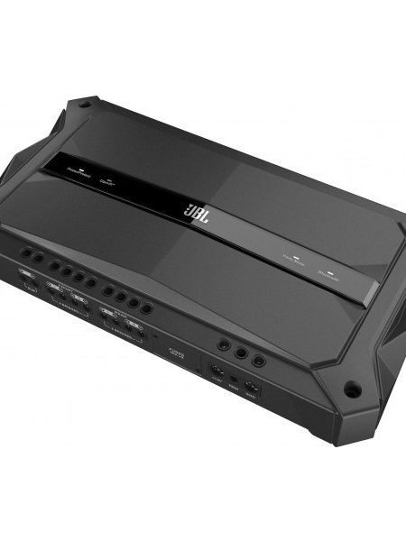 Amplificator auto JBL GTR-7535, Bluetooth, Telecomanda fir, 5 canale full range, 4x75W RMS, 4 Ohmi