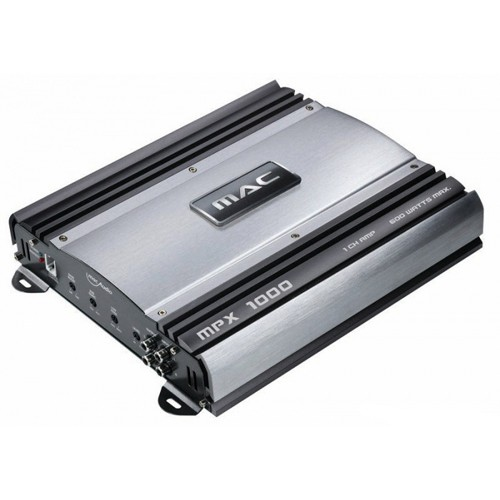 Amplificator auto Mac Audio MPX 1000, mono, 175W RMS