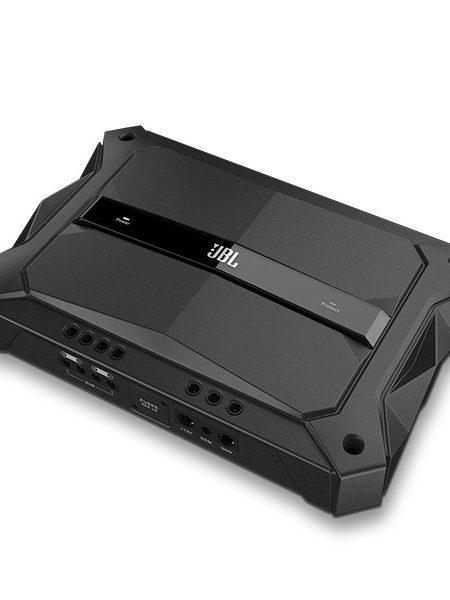 Amplificator auto mono JBL GTR-601, 400W RMS, 4 Ohmi