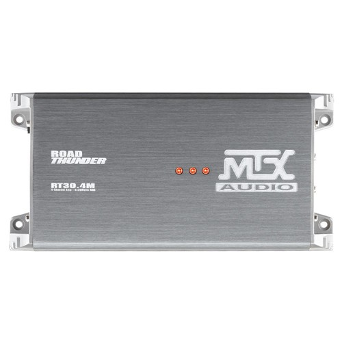 Amplificator auto MTX RT30.4M, 4 canale, 120W RMS