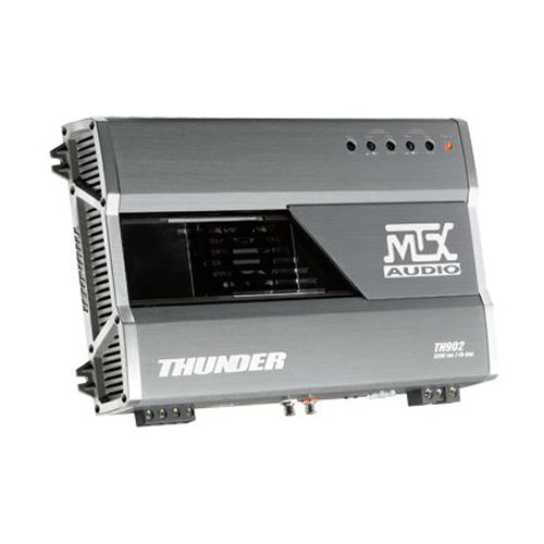 Amplificator auto MTX TH902, 2 canale, 300W RMS