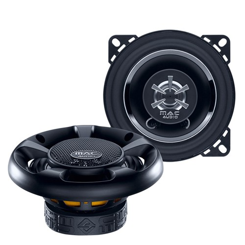 Boxe auto coaxiale Mac Audio MPE 10.2, 10cm, 2cai, 50W RMS, set 2 difuzoare