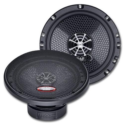 Boxe auto coaxiale Mac Audio Performance X 16.2, 16cm , 2cai, 80W RMS, set 2 difuzoare