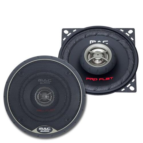 Boxe auto coaxiale Mac Audio Pro Flat 10.2, 10cm , 2cai, 50W RMS, set 2 difuzoare