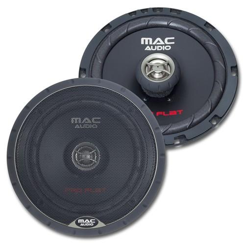 Boxe auto coaxiale Mac Audio Pro Flat 16.2, 16cm , 2cai, 70W RMS, set 2 difuzoare
