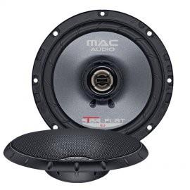 Boxe auto coaxiale Mac Audio Star Flat 16.2, 16cm , 2cai, 80W RMS, set 2 difuzoare