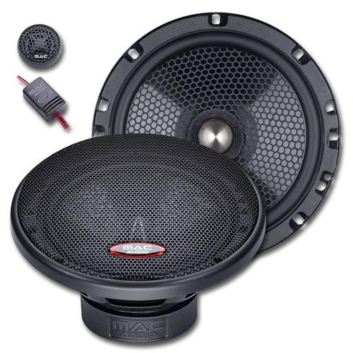 Boxe auto componente Mac Audio Performance X 2.16, 16cm , 2cai, 100W RMS, set 2 difuzoare