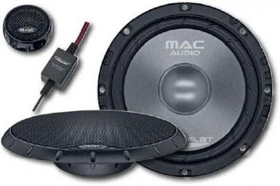Boxe auto componente Mac Audio Start Flat 2.16, 16cm , 2cai, 100W RMS, set 2 difuzoare