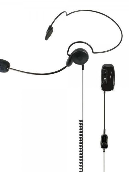 Casca cu Bluetooth Midland WA29 compatibila cu WA-DONGLE