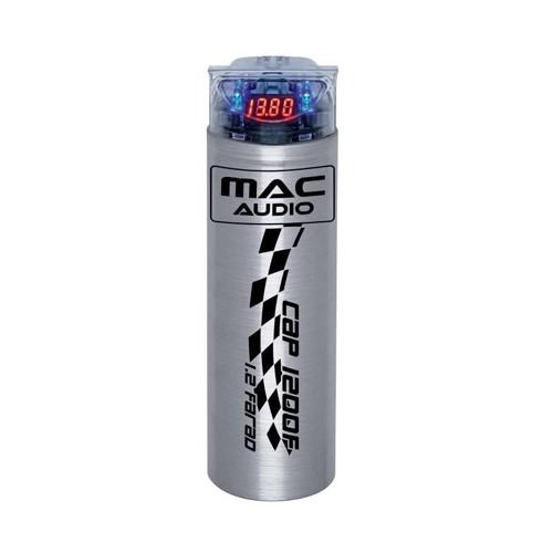Condensator Mac Audio Cap 1200 F, 1.2Farad