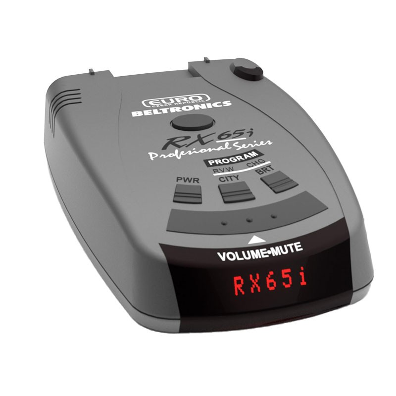 Detector radar Beltronics PRO RX65i, laser portabil cu detectie de la distanta mare