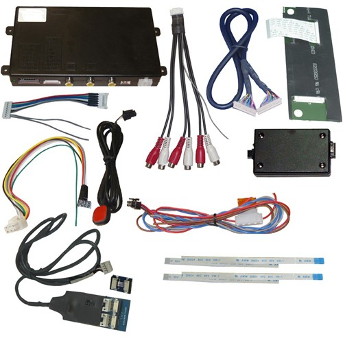 Interfata video VL2-RCD550 VW Touareg 7P5
