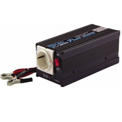 Invertor tensiune Albrecht A301 W 300W 24V Cod 47863