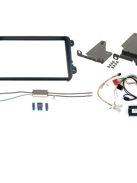Kit de instalare Alpine KIT-8VWTD pentru INE-W928R/X800D-U ( VW: Touran, Tiguan, Caddy , T5 Facelift,Beetle, Amarok, Sharan, Seat: Alhambra, Leon,...