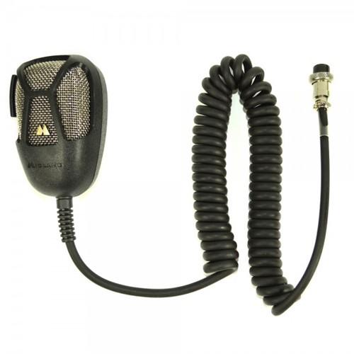 Microfon Midland electret cu 6 PINI Cod C870.01 Old Style
