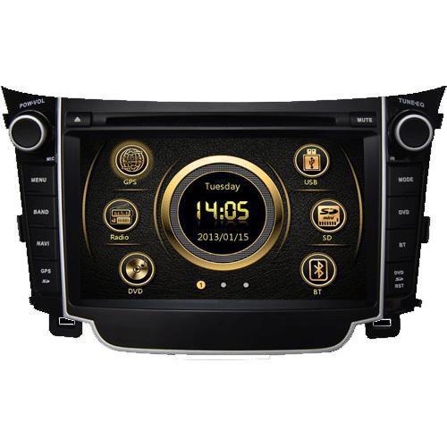 Navigatie dedicata pentru Hyundai i30 2013-, Car Vision DNB-i30,