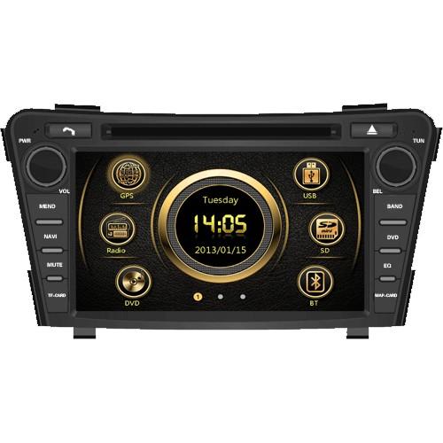 Navigatie dedicata pentru Hyundai i40 , Car Vision DNB-i40,