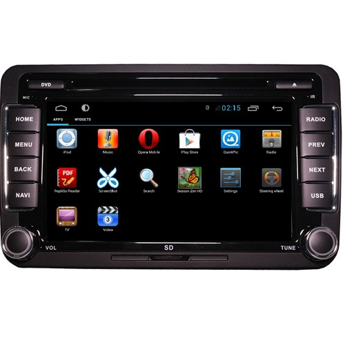 Navigatie dedicata pentru VW, Skoda, Seat, Edotec EDT-G305, sistem de operare android