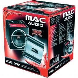Pachet subwoofer Mac Audio Mac One MPE 112P+AMPLIFICATOR  AUTO MPE 2.0, 300W RMS