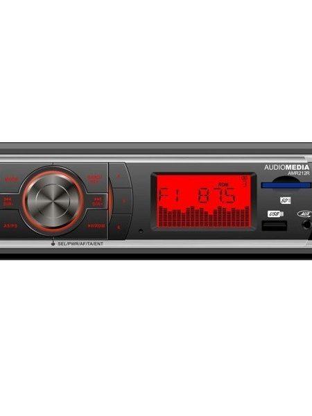 Player auto Audiomedia AMR 212R, 4x40 w, FM ,SD,USB
