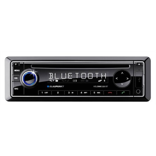 Player auto Blaupunkt Helsinki 220 BT, 4x50 W, Bluetooth, USB, AUX, RCA