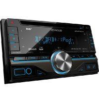 Player auto Kenwood DPX-406DAB, 2DIN, Bluetooth, USB, AUX, 4x50W