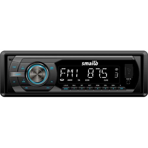 Radio si MP3 Player Smailo Music X2, 4x40W, USB, Aux, CardReader