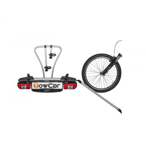 Rampa pentru biciclete pentru modelele TowCar Cykell T2 si T3