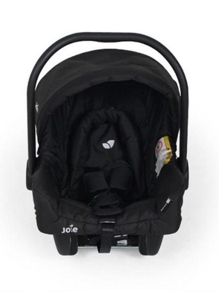 Scaun auto Joie Juva Black Ink recomandat copiilor 0+- 13 kg