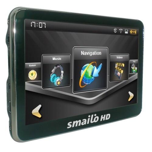 Sistem de navigatie Smailo HD 4.3, diagonala 4.3?, fara harta