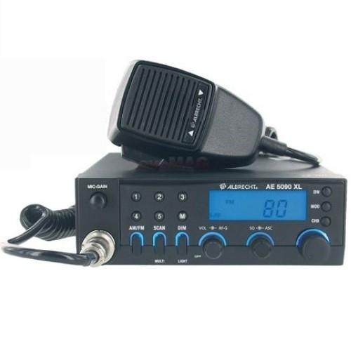 Statie radio auto CB Albrecht AE 5090XL Cod 12295