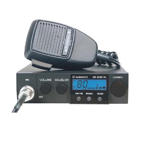 Statie radio auto CB Albrecht AE 5290XL Cod 12590