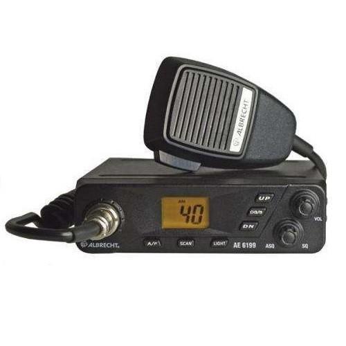 Statie radio auto CB Albrecht AE 6199 Cod 12699