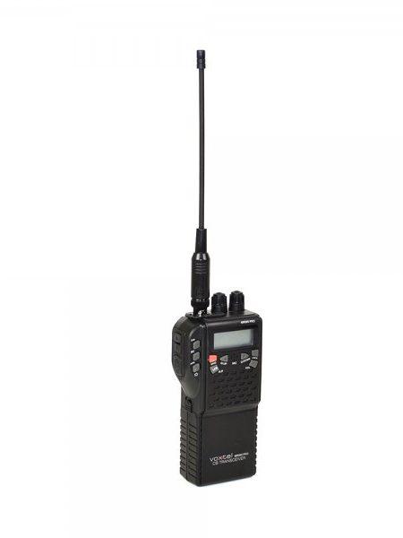 Statie radio auto CB portabila PNI Voxtel MR999 Pro, ASQ Squelch Manual