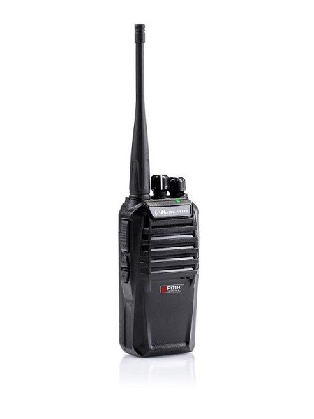 Statie radio digitala PMR portabila Midland D-200 ,cu Scrambler