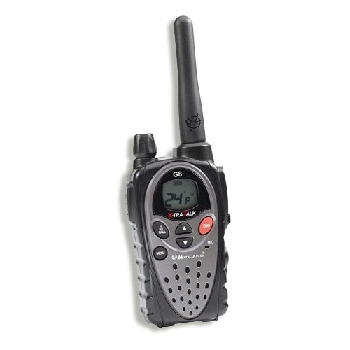 Statie radio PMR portabila Midland G8 Single