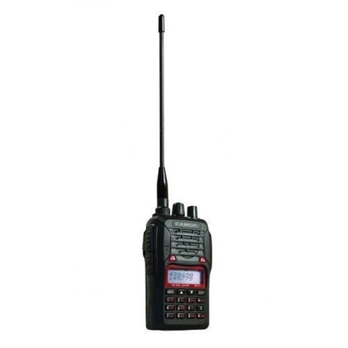 Statie radio VHF/UHF portabila Albrecht DB 271, dual band, 136-174 si 400-470 MHz Cod 35271