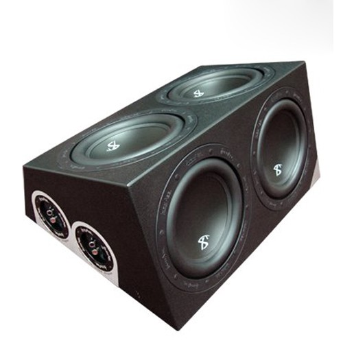 Subwoofer auto In phAase PR 210, 1200W RMS