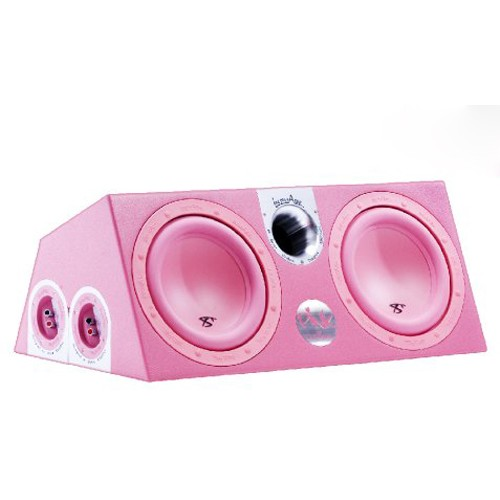 Subwoofer auto In phAase XTP 210, 1200 W RMS