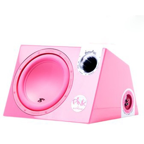 Subwoofer auto In phAase XTP P10, 600 W RMS