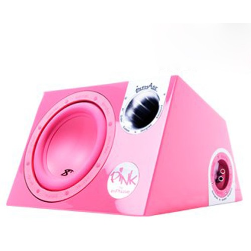 Subwoofer auto In phAase XTP P8, 500 W RMS