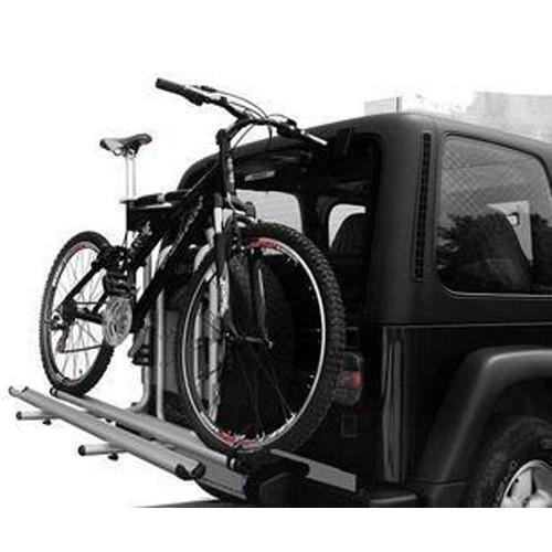 Suport 2 Biciclete cu prindere pe Roata de Rezerva Jeep CJ and Wranglers - YAKIMA