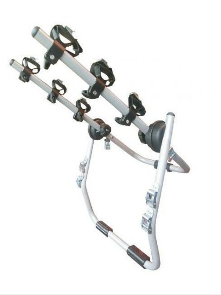 Suport biciclete Fabbri Bici Torbolino 3 pentru 3 biciclete cu prindere pe haion/portbagaj