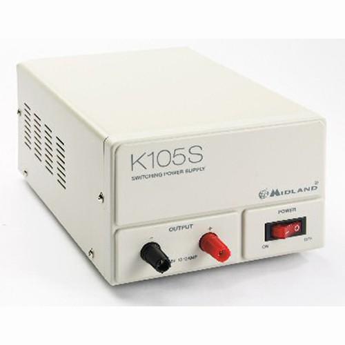 Sursa tensiune Midland K105S 220V-12V curent nominal 10A Cod C1026