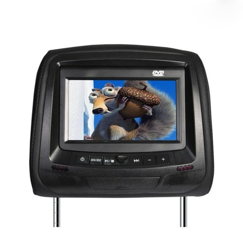 Tetiera cu DVD player incorporat In phAase IVM7DVD, DVD, SD Card, USB Port