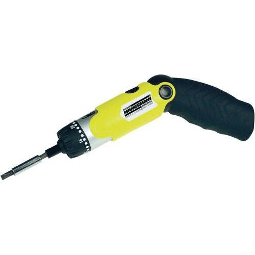 Trusa cu Surubelnita Electrica 4.8V si Accesorii - MANNESMANN - M17450