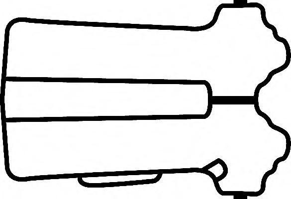 Garnitura capac supape CORTECO 026686P
