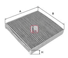 Filtru aer habitaclu SOFIMA S 4111 CA